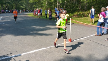 Chris and Kevin Truskey 5K, 10K, Run, Walk, Tuscarora State Park, Barnesville, 8-29-2015 (184)