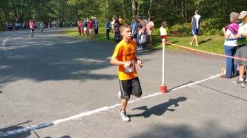 Chris and Kevin Truskey 5K, 10K, Run, Walk, Tuscarora State Park, Barnesville, 8-29-2015 (185)