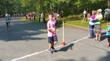 Chris and Kevin Truskey 5K, 10K, Run, Walk, Tuscarora State Park, Barnesville, 8-29-2015 (186)