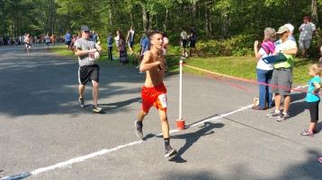 Chris and Kevin Truskey 5K, 10K, Run, Walk, Tuscarora State Park, Barnesville, 8-29-2015 (188)