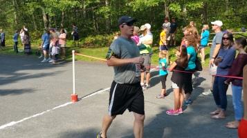 Chris and Kevin Truskey 5K, 10K, Run, Walk, Tuscarora State Park, Barnesville, 8-29-2015 (189)
