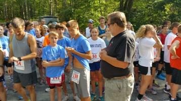 Chris and Kevin Truskey 5K, 10K, Run, Walk, Tuscarora State Park, Barnesville, 8-29-2015 (19)