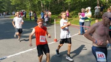 Chris and Kevin Truskey 5K, 10K, Run, Walk, Tuscarora State Park, Barnesville, 8-29-2015 (191)