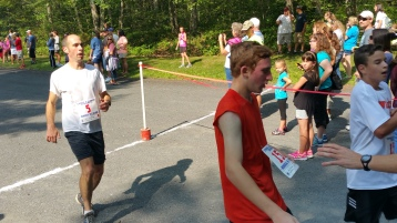 Chris and Kevin Truskey 5K, 10K, Run, Walk, Tuscarora State Park, Barnesville, 8-29-2015 (192)