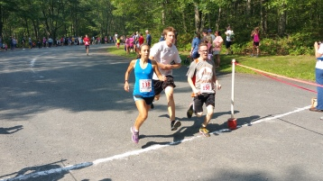 Chris and Kevin Truskey 5K, 10K, Run, Walk, Tuscarora State Park, Barnesville, 8-29-2015 (196)