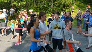 Chris and Kevin Truskey 5K, 10K, Run, Walk, Tuscarora State Park, Barnesville, 8-29-2015 (197)
