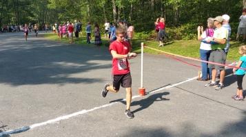 Chris and Kevin Truskey 5K, 10K, Run, Walk, Tuscarora State Park, Barnesville, 8-29-2015 (199)