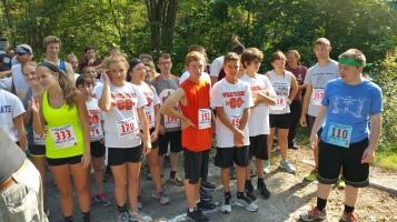 Chris and Kevin Truskey 5K, 10K, Run, Walk, Tuscarora State Park, Barnesville, 8-29-2015 (20)