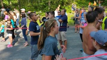 Chris and Kevin Truskey 5K, 10K, Run, Walk, Tuscarora State Park, Barnesville, 8-29-2015 (204)