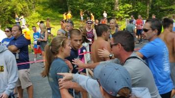 Chris and Kevin Truskey 5K, 10K, Run, Walk, Tuscarora State Park, Barnesville, 8-29-2015 (205)