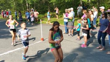 Chris and Kevin Truskey 5K, 10K, Run, Walk, Tuscarora State Park, Barnesville, 8-29-2015 (206)