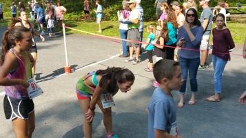 Chris and Kevin Truskey 5K, 10K, Run, Walk, Tuscarora State Park, Barnesville, 8-29-2015 (207)
