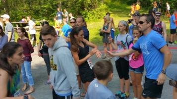 Chris and Kevin Truskey 5K, 10K, Run, Walk, Tuscarora State Park, Barnesville, 8-29-2015 (209)
