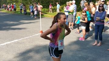 Chris and Kevin Truskey 5K, 10K, Run, Walk, Tuscarora State Park, Barnesville, 8-29-2015 (210)
