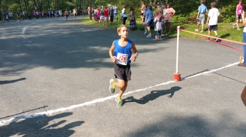 Chris and Kevin Truskey 5K, 10K, Run, Walk, Tuscarora State Park, Barnesville, 8-29-2015 (211)