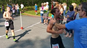 Chris and Kevin Truskey 5K, 10K, Run, Walk, Tuscarora State Park, Barnesville, 8-29-2015 (214)