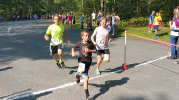 Chris and Kevin Truskey 5K, 10K, Run, Walk, Tuscarora State Park, Barnesville, 8-29-2015 (217)