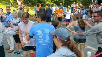 Chris and Kevin Truskey 5K, 10K, Run, Walk, Tuscarora State Park, Barnesville, 8-29-2015 (218)