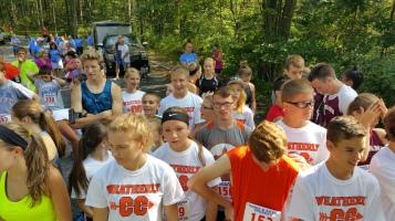 Chris and Kevin Truskey 5K, 10K, Run, Walk, Tuscarora State Park, Barnesville, 8-29-2015 (22)