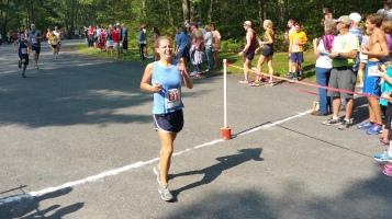 Chris and Kevin Truskey 5K, 10K, Run, Walk, Tuscarora State Park, Barnesville, 8-29-2015 (221)