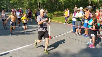 Chris and Kevin Truskey 5K, 10K, Run, Walk, Tuscarora State Park, Barnesville, 8-29-2015 (223)