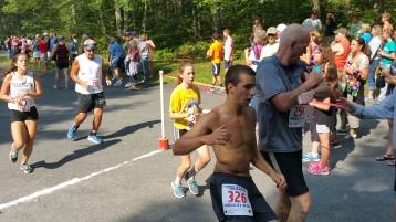 Chris and Kevin Truskey 5K, 10K, Run, Walk, Tuscarora State Park, Barnesville, 8-29-2015 (224)
