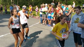 Chris and Kevin Truskey 5K, 10K, Run, Walk, Tuscarora State Park, Barnesville, 8-29-2015 (225)