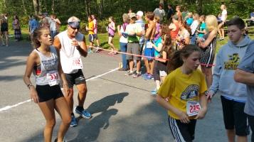 Chris and Kevin Truskey 5K, 10K, Run, Walk, Tuscarora State Park, Barnesville, 8-29-2015 (225)