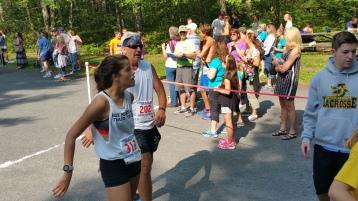 Chris and Kevin Truskey 5K, 10K, Run, Walk, Tuscarora State Park, Barnesville, 8-29-2015 (226)