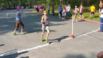 Chris and Kevin Truskey 5K, 10K, Run, Walk, Tuscarora State Park, Barnesville, 8-29-2015 (227)