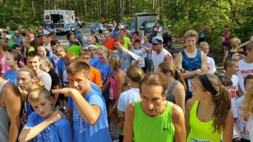 Chris and Kevin Truskey 5K, 10K, Run, Walk, Tuscarora State Park, Barnesville, 8-29-2015 (23)
