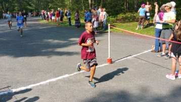 Chris and Kevin Truskey 5K, 10K, Run, Walk, Tuscarora State Park, Barnesville, 8-29-2015 (230)