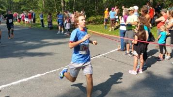 Chris and Kevin Truskey 5K, 10K, Run, Walk, Tuscarora State Park, Barnesville, 8-29-2015 (231)