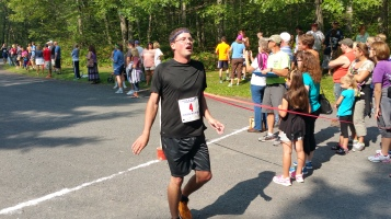 Chris and Kevin Truskey 5K, 10K, Run, Walk, Tuscarora State Park, Barnesville, 8-29-2015 (233)
