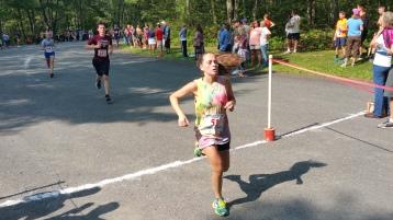 Chris and Kevin Truskey 5K, 10K, Run, Walk, Tuscarora State Park, Barnesville, 8-29-2015 (234)