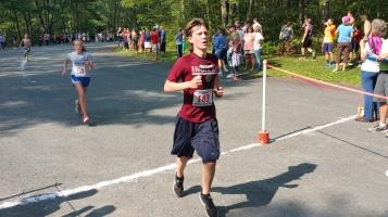 Chris and Kevin Truskey 5K, 10K, Run, Walk, Tuscarora State Park, Barnesville, 8-29-2015 (235)