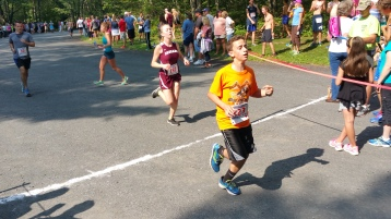 Chris and Kevin Truskey 5K, 10K, Run, Walk, Tuscarora State Park, Barnesville, 8-29-2015 (240)