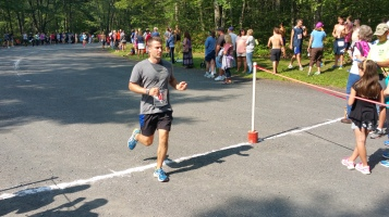 Chris and Kevin Truskey 5K, 10K, Run, Walk, Tuscarora State Park, Barnesville, 8-29-2015 (241)