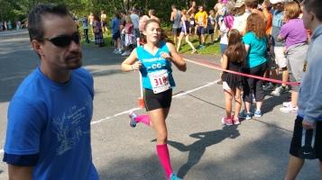 Chris and Kevin Truskey 5K, 10K, Run, Walk, Tuscarora State Park, Barnesville, 8-29-2015 (243)