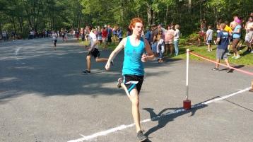Chris and Kevin Truskey 5K, 10K, Run, Walk, Tuscarora State Park, Barnesville, 8-29-2015 (244)