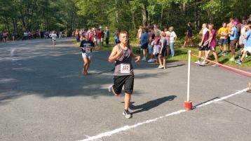 Chris and Kevin Truskey 5K, 10K, Run, Walk, Tuscarora State Park, Barnesville, 8-29-2015 (246)