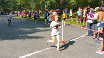 Chris and Kevin Truskey 5K, 10K, Run, Walk, Tuscarora State Park, Barnesville, 8-29-2015 (248)