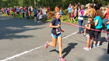 Chris and Kevin Truskey 5K, 10K, Run, Walk, Tuscarora State Park, Barnesville, 8-29-2015 (251)
