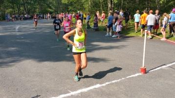 Chris and Kevin Truskey 5K, 10K, Run, Walk, Tuscarora State Park, Barnesville, 8-29-2015 (254)