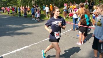 Chris and Kevin Truskey 5K, 10K, Run, Walk, Tuscarora State Park, Barnesville, 8-29-2015 (256)
