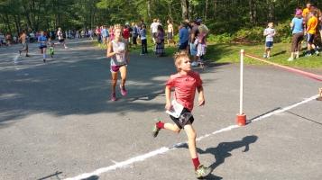Chris and Kevin Truskey 5K, 10K, Run, Walk, Tuscarora State Park, Barnesville, 8-29-2015 (259)