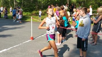Chris and Kevin Truskey 5K, 10K, Run, Walk, Tuscarora State Park, Barnesville, 8-29-2015 (260)