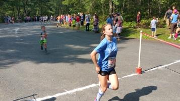 Chris and Kevin Truskey 5K, 10K, Run, Walk, Tuscarora State Park, Barnesville, 8-29-2015 (261)