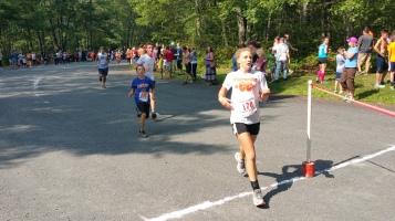 Chris and Kevin Truskey 5K, 10K, Run, Walk, Tuscarora State Park, Barnesville, 8-29-2015 (263)