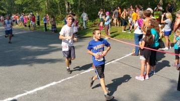 Chris and Kevin Truskey 5K, 10K, Run, Walk, Tuscarora State Park, Barnesville, 8-29-2015 (264)